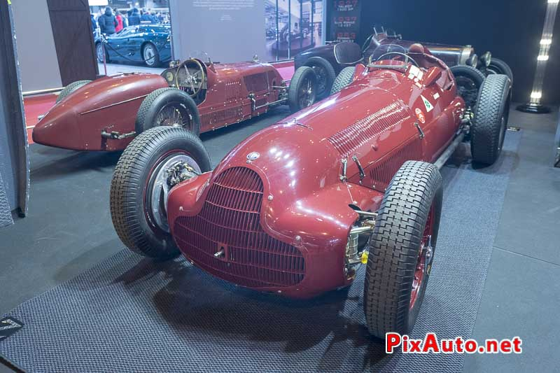 Salon-Retromobile, Alfa Romeo 12 C37