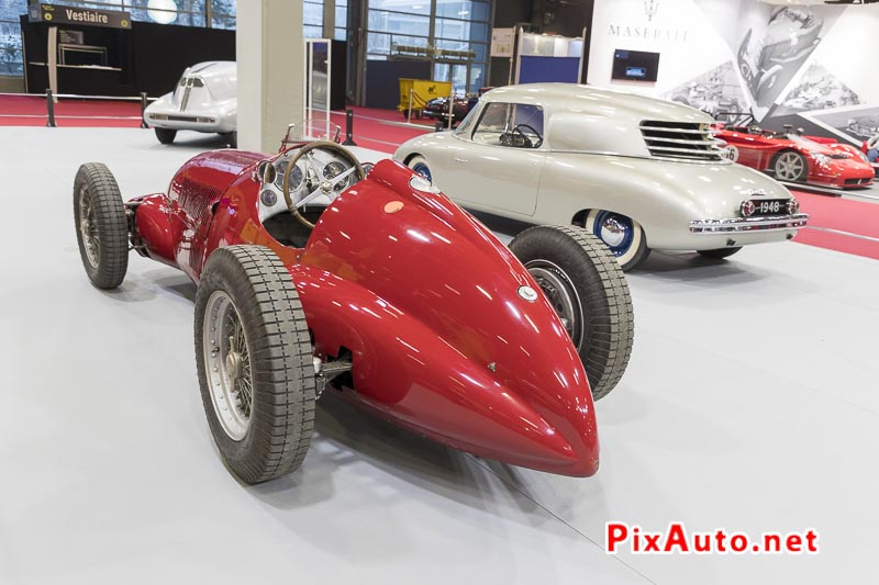 Salon-Retromobile, Alfa Romeo 308 Wimille