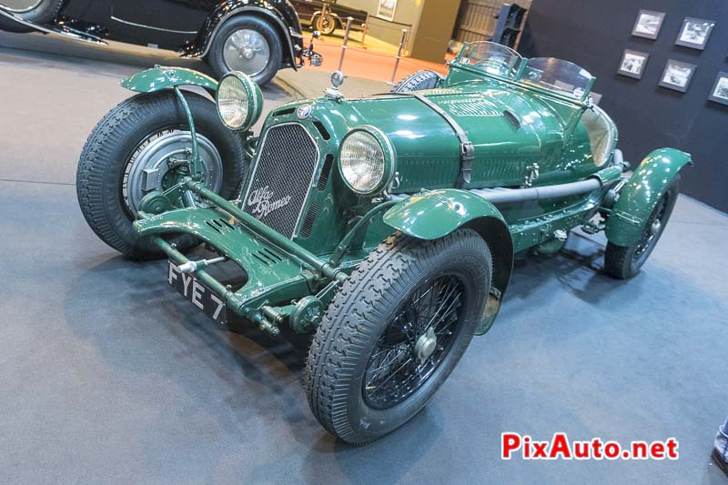 Salon-Retromobile, Alfa Romeo 8c 2300 Monza 1933