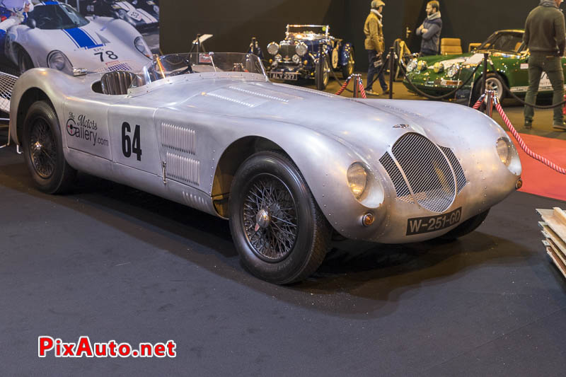Salon-Retromobile, Bentley Mk 6 Special 1948