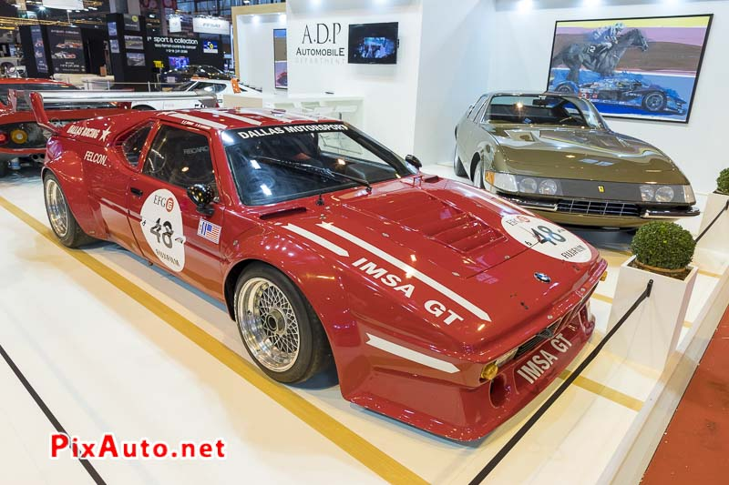 Salon-Retromobile, BMW M1