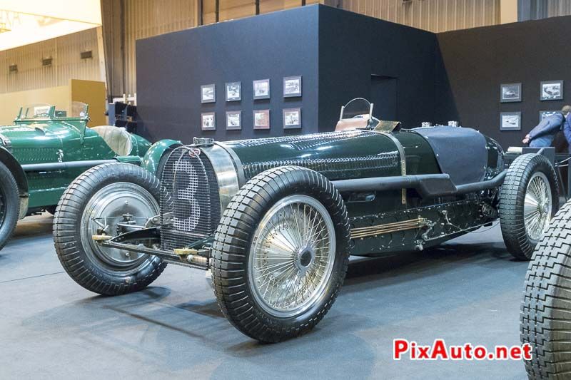 Salon-Retromobile, Bugatti Type 59 GP de 1934