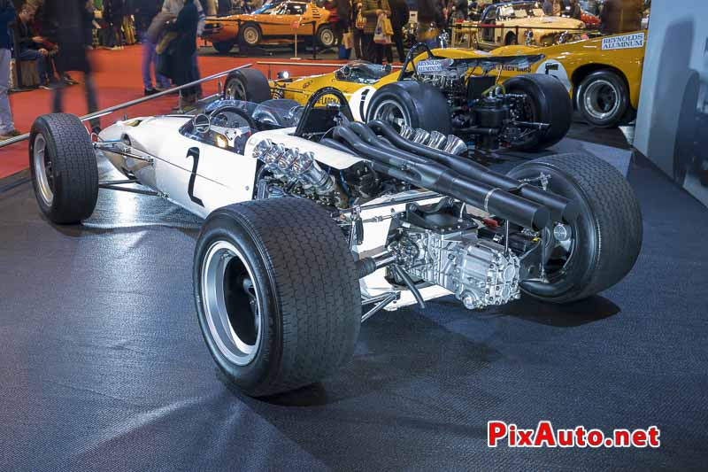Salon-Retromobile, F1 McLaren M2b 1966
