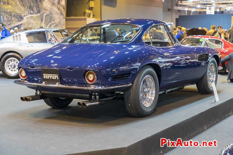 Salon-Retromobile, Ferrari 250gt Shark Nose Bertone