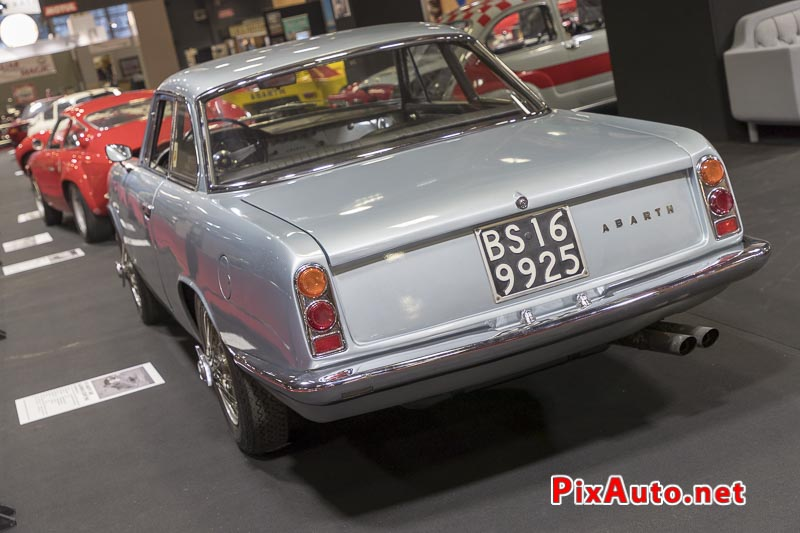 Salon-Retromobile, Fiat Abarth 2400 Coupe Allemano