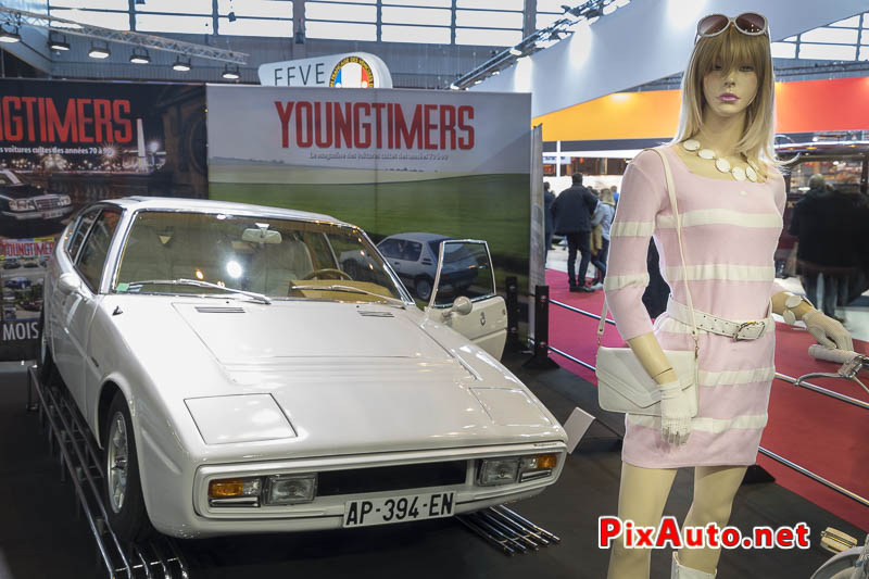 Salon-Retromobile, Matra Simca Bagheera Courreges