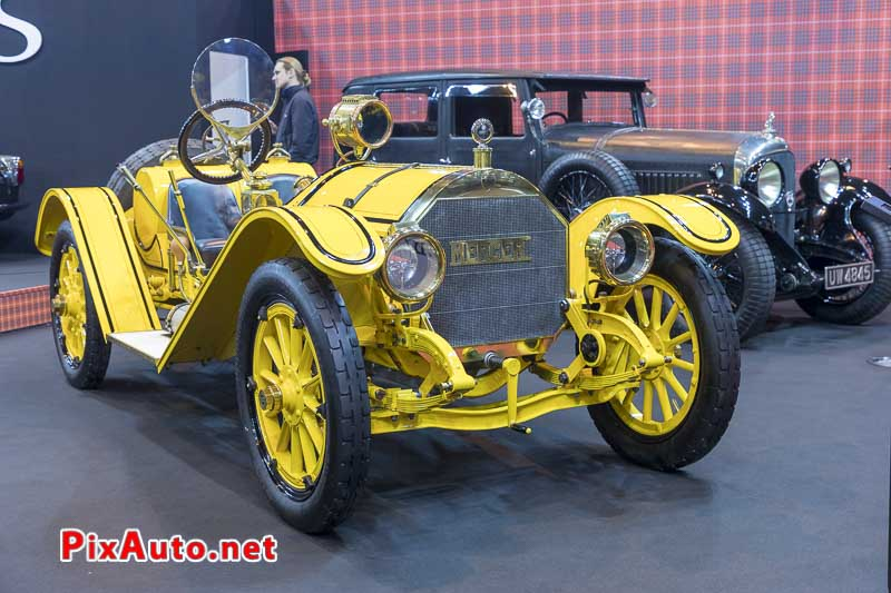 Salon-Retromobile, Mercer Type 35 Race 1910