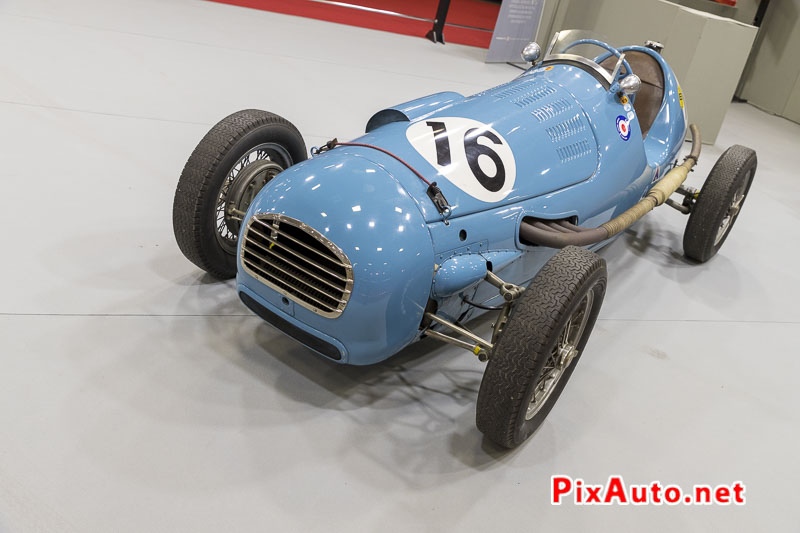 Salon-Retromobile, Monoplace Gordini Type 15