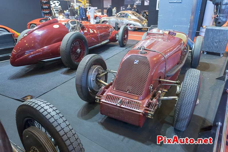 Salon-Retromobile, Monoplace Talbot 1500 GP 1927