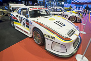Salon-Retromobile, prototype Porsche 934 de 1977