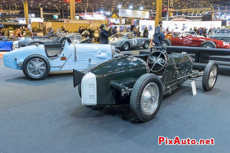 Salon-Retromobile, Prototype Bugatti Type 59 Grand Prix #59121