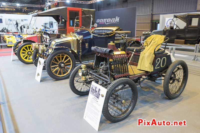 Salon-Retromobile, Renault Type C 1900