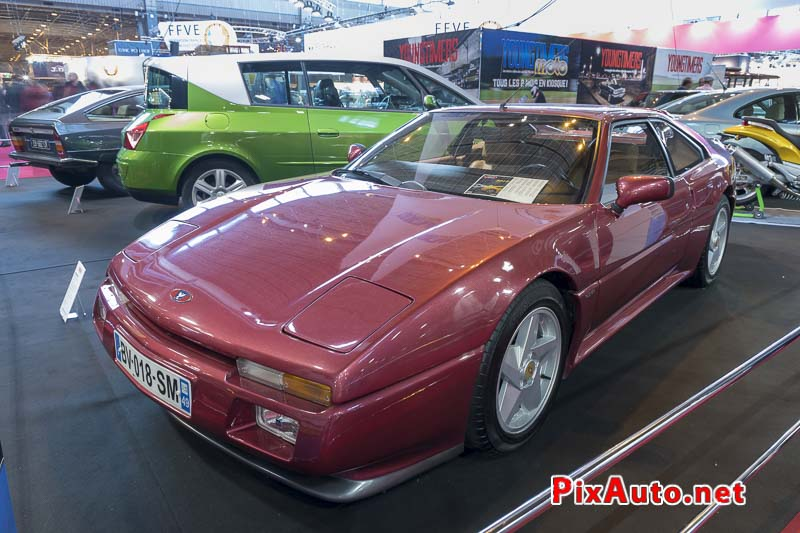 Salon-Retromobile, Venturi 260 Apc 1991