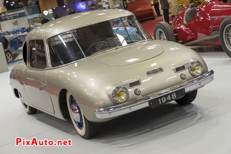 Salon-Retromobile, Wimille JPW04