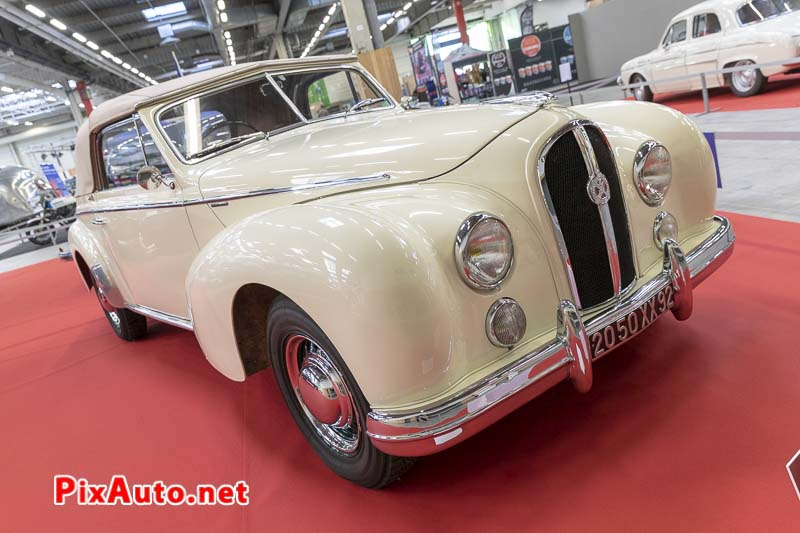 Salon Automedon, cabriolet Hotchkiss Antheor