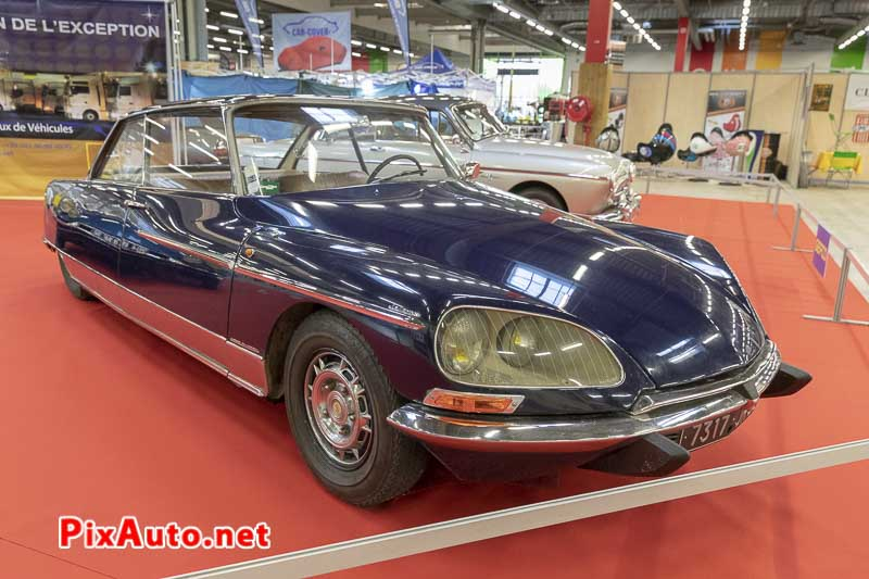 Salon Automedon, Coupe DS le Leman de 1968