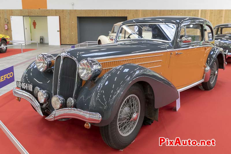 Salon Automedon, Delahaye Type 135MS de 1938