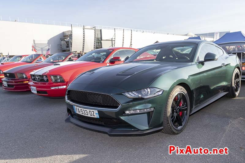 Salon Automedon, Ford Mustang Bullit
