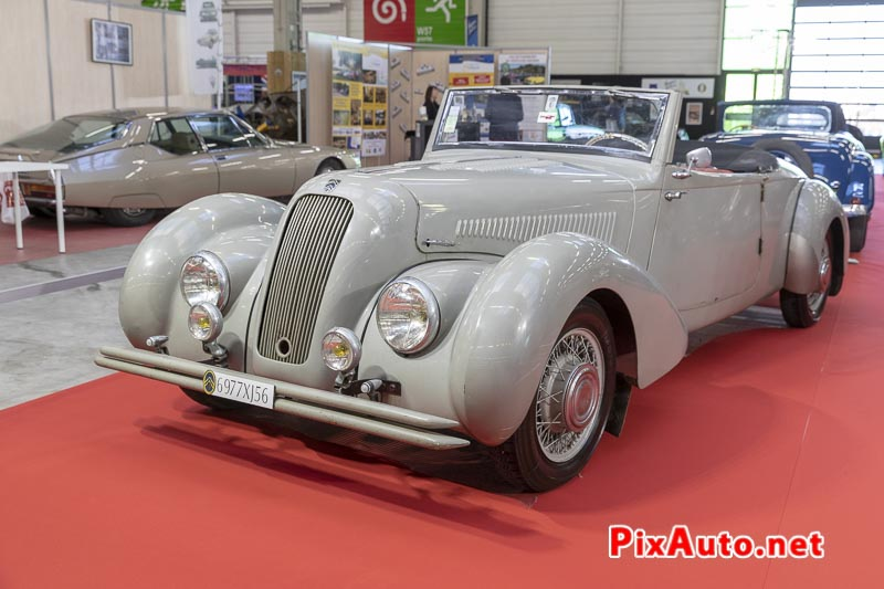 Automedon, Cabriolet Traction 11B Splendilux de 1939