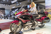 96e Brussels-Motor-Show, Honda GL1800DA Goldwing Touring
