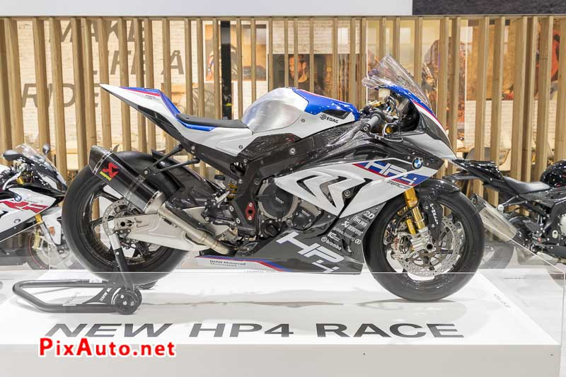 96e Brussels-Motor-Show, BMW Hp4 Race