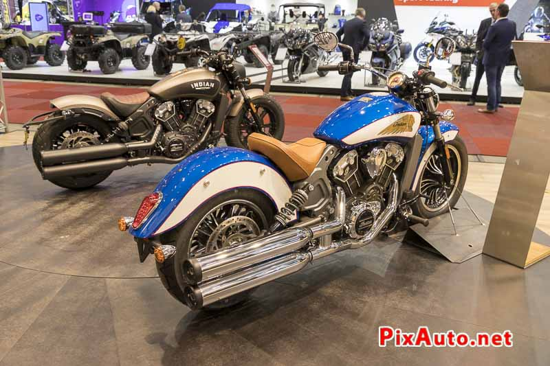 96e Brussels-Motor-Show, Indian Scout