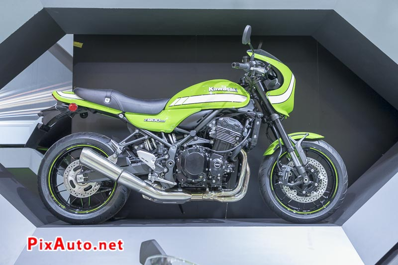96e Brussels-Motor-Show, Kawasaki Z900rs Cafe