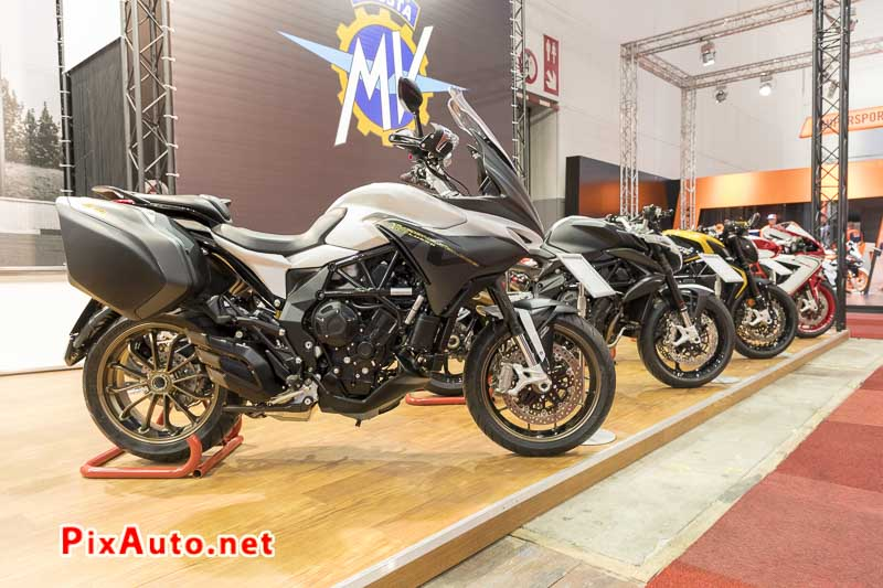 96e Brussels-Motor-Show, Mv Agusta Turismo Veloce 800 Lusso