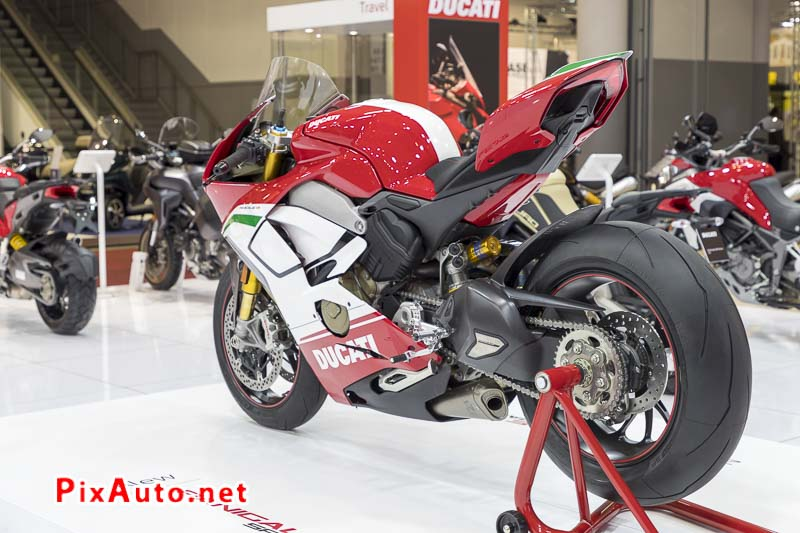 96e Brussels-Motor-Show, New Ducati Panigale V4