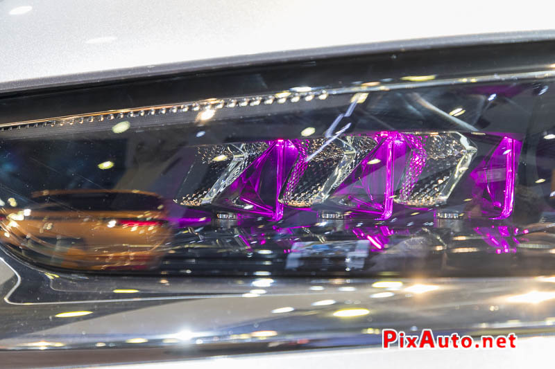96e Brussels-Motor-Show, Phares Led Ds