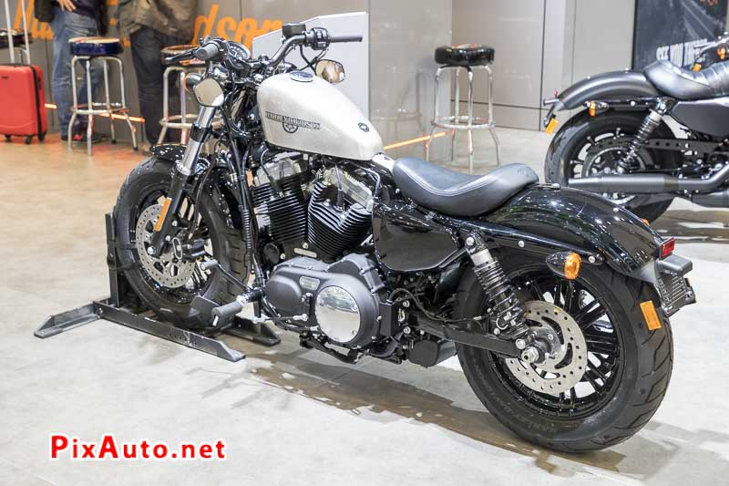 96e Brussels Motor Show, Sportster Harley-davidson Forty-eight