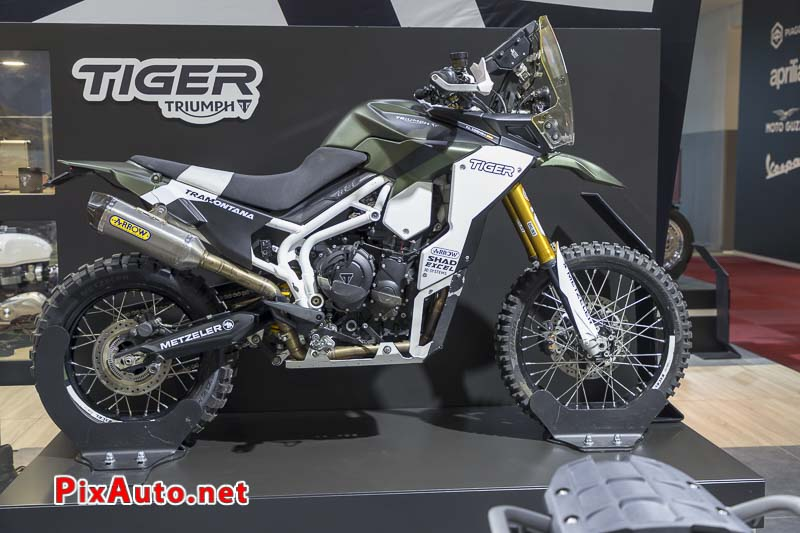 96e Brussels-Motor-Show, Triumph Tiger Tramontana