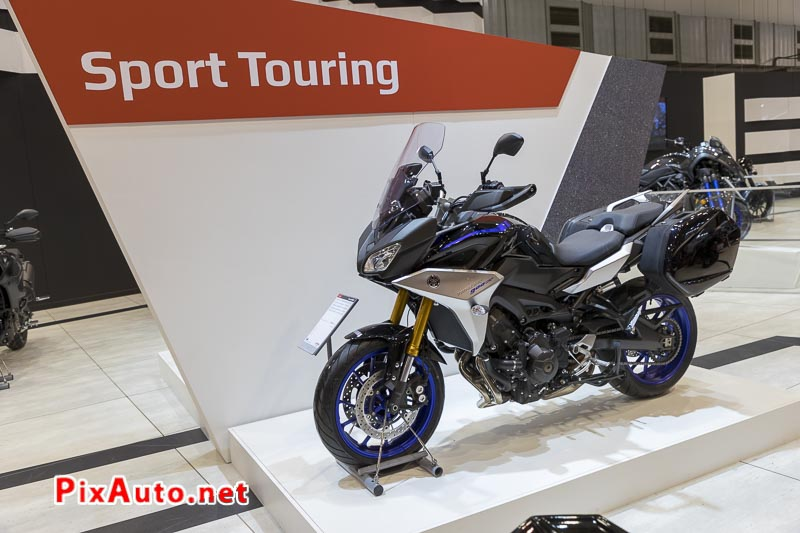 96e Brussels Motor Show, Yamaha Tracer 900 GT