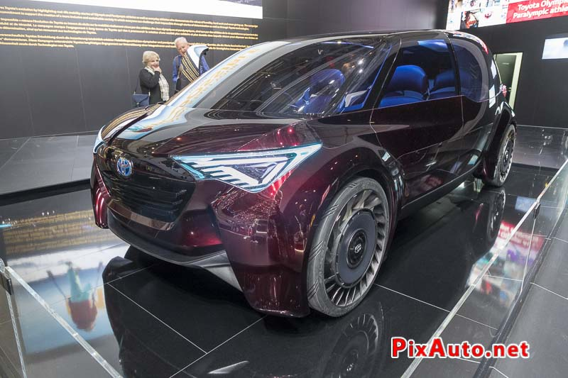 Geneva International Motor Show, Concept Toyota Fine-comfort Ride
