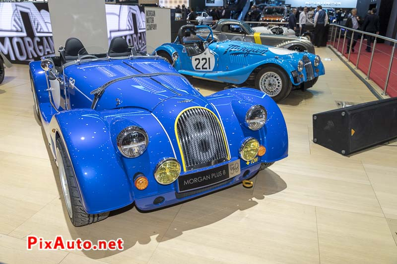 Salon-de-Geneve, Morgan Plus 8 50th