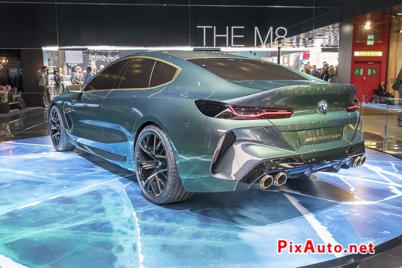 Salon-de-Geneve, New Concept BMW M8 Ar