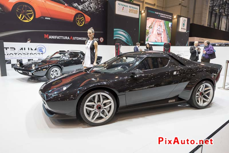 Salon-de-Geneve, New Stratos MAT