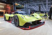 Salon-de-Geneve 2018, Valkyrie Aston Martin Racing