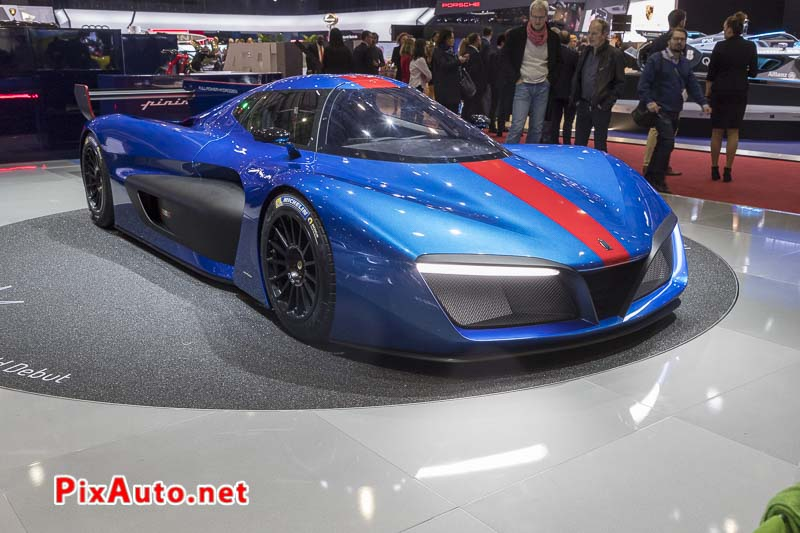 Salon-de-Geneve, Pininfarina H2 Speed Rendering