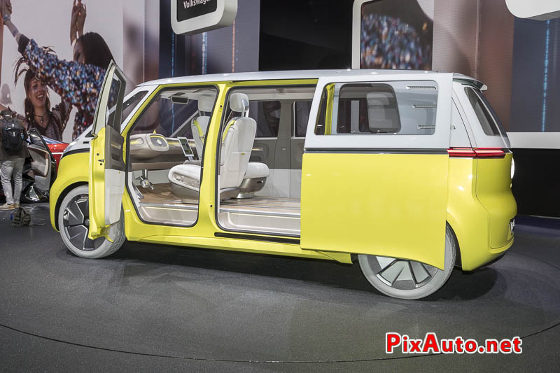Salon-de-Geneve, Vw Id Buzz Concept