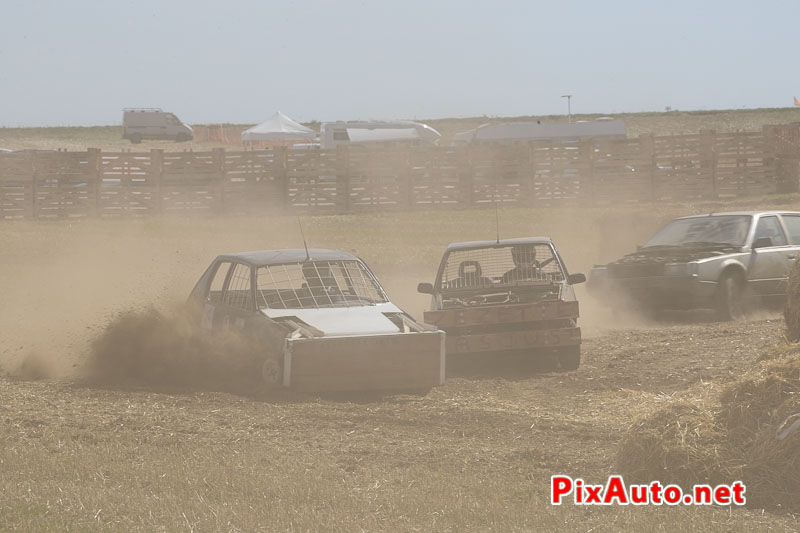 Championnat de France de Tracteur-pulling, Demo de Stock-car
