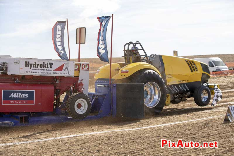 Tracteur-pulling, Full Pull de Moving Moutains