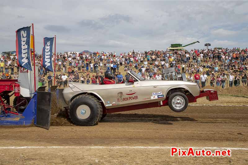 Championnat de France de Tracteur-pulling, Iron Power
