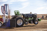 Championnat de France de Tracteur-pulling, Tir Tracteur Warrior