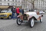 18e Traversee-de-Paris Hivernale, Cyclecar Mathis Type-P