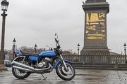 18e Traversee-de-Paris Hivernale, Kawasaki 750H2