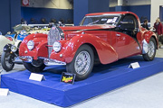 Vacation-Artcurial-Motorcars, Bugatti 57 coupe Atalante de 1938