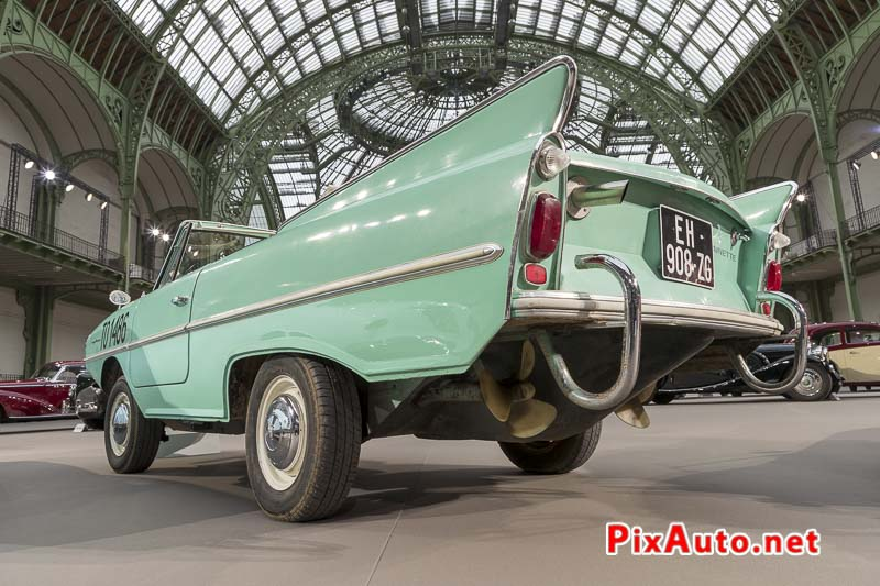 Vente-Bonhams-Grand-Palais, Amphicar 770 de 1963
