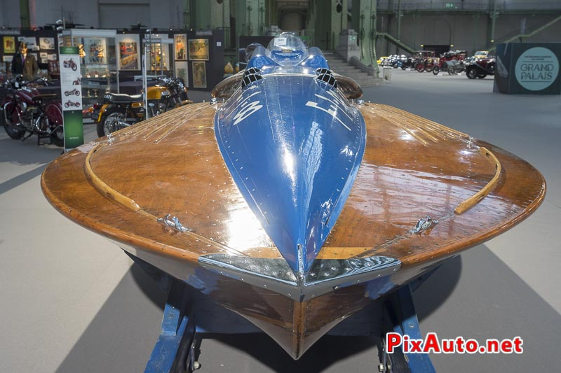 Vente-Bonhams-Grand-Palais, Hydroplane de Records