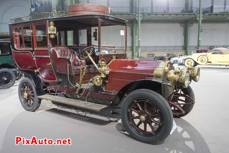 Vente-Bonhams-Grand-Palais, Minerva Type K 40 HP